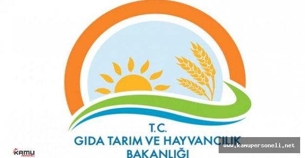 Tarım Bakanlığı Mühendis ve Veteriner Hekim Kadrosu İçin Duyuru Yayımladı