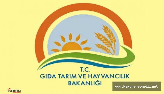 Tarım Bakanlığı Sözleşmeli Bilişim Personeli Alımı Sınavını Kazananlar Listesi