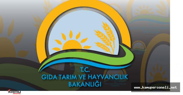 Tarım Bakanlığı Türkiye Geneli Personel Doluluk Oranını Açıkladı