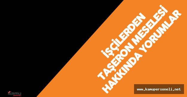 Haziran 2016 Taşeron Kadro Yorumları - Beklenen Yasa Tasarısı Henüz Meclise Gelmedi