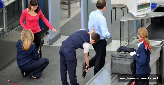 TAV Havalimanları Lise Mezunu Güvenlik Görevlisi Alımları