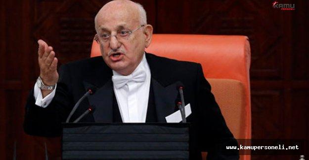 TBMM Başkanı Kahraman Terör Saldırılarını Kınadı