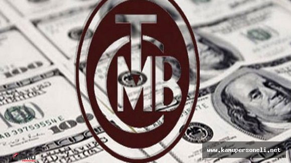 Merkez Bankası Resmi Rezerv Varlıkları Yükseldi