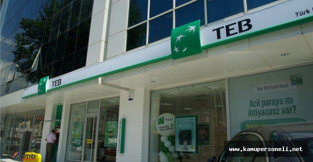 TEB Bayrama Özel Taşıt Kredisi Kampanyası Başlattı