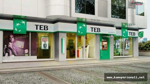 TEB'den Bayram Dönemine Özel Kredi Kampanyası