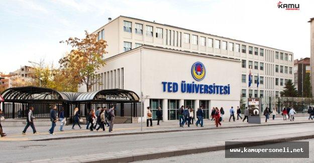 TED Üniversitesi Ticaret Araştırmaları Uygulama ve Araştırma Merkezi Yönetmeliği Yayımlandı
