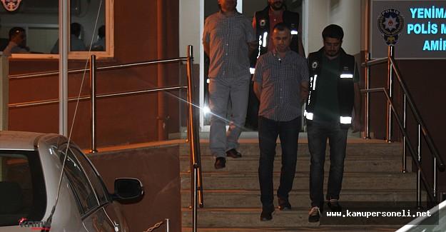 Tekirdağ'da 4 Emniyet Mensubu Gözaltına Alındı