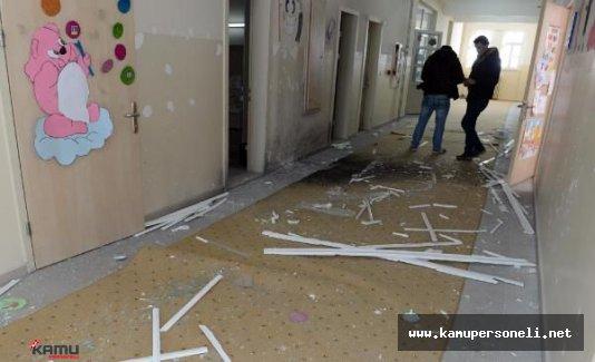 Teröristler Anaokulu'na Bombalı Saldırı Düzenledi