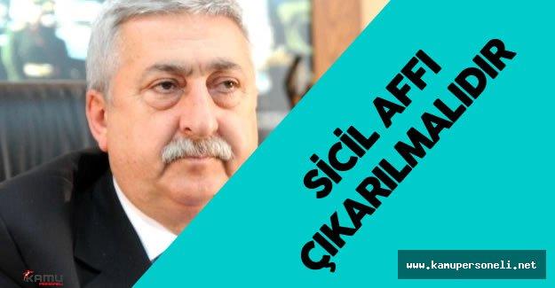 """TESK Genel Başkanı : """"Etkin sicil affı çıkarılmalıdır"""""""