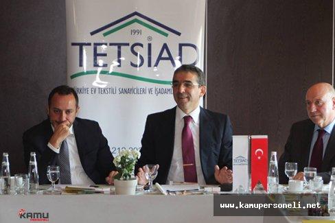 TETSİAD başkanlığına Ali Sami Aydın seçildi