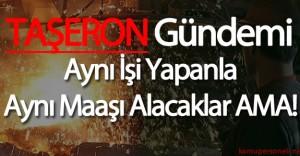 """Taşeron Son Dakika Gelişmesi """"Maliye Bakanı Taşeron Haberlerini Yalanladı"""""""