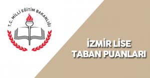 2016 İzmir Lise Taban Puanları Açıklandı Mı? ( 2015 Lise Taban Puanları YEP)