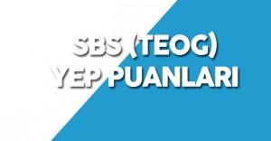 2016 SBS Sonuçları ( TEOG YEP Sonuçları) Açıklandı mı?