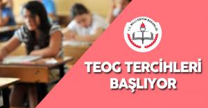 2016 TEOG Tercihleri Başlıyor -  TEOG Hakkında Tüm Detaylar