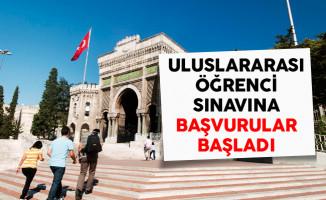 İstanbul Üniversitesi Uluslararası Öğrenci Sınavına Başvurular Başladı
