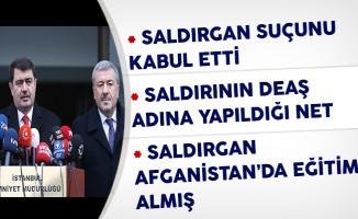 İstanbul Valisi Vasip Şahin'den Yakalanan Reina Saldırganı Hakkında Önemli Açıklamalar