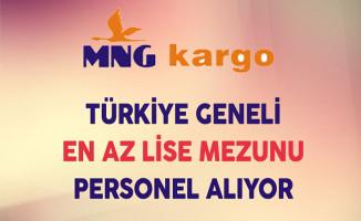 MNG Kargo Türkiye Geneli En Az Lise Mezunu Personel Alımı Yapıyor