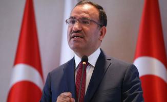 """Adalet Bakanı Bozdağ'dan Önemli """"Karargah Rahatsız"""" Açıklaması"""