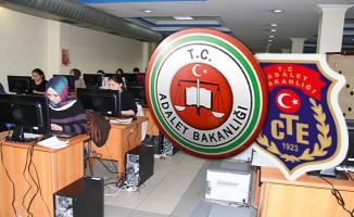 Adalet Bakanlığı CTE 810 İcra Katibi Sınavına Katılmaya Hak Kazanan Adayları Açıklayan Adliyeler
