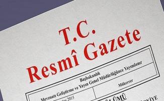Aladağ'daki Yurt Yangınını Araştırma Komisyonuna Üye Seçilmesi Kararı Resmi Gazete'de