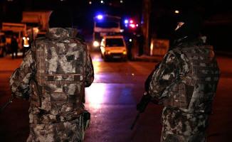 Ankara'da 1200 Polisin Katılımıyla Operasyon Düzenlendi