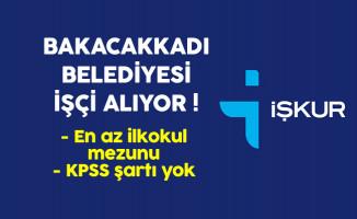 Zonguldak Bakacakkadı Belediyesi İşçi Alıyor