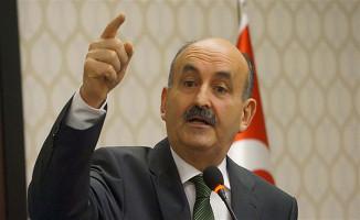 Çalışma Bakanı Müezzinoğlu Kamu Kurumlarında Kaç Engelli Kamu Personelinin Olduğunu Açıkladı