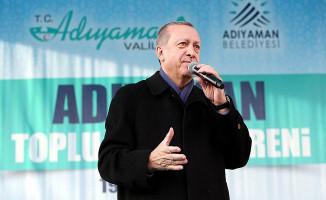 Cumhurbaşkanı Erdoğan: Bu Sistem 80 Milyonun Geleceği İçindir