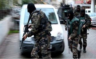 DEAŞ Operasyonunda  35 Kişi Gözaltına Alındı