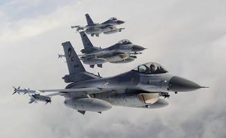 Irak'ın Kuzeyi Kandil'e Hava Harekatı: 27 Terörist Etkisiz Hale Getirildi