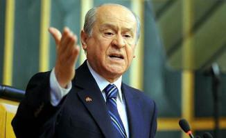MHP Genel Başkanı Bahçeli: İdama Destek Veriyoruz !