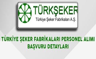 Türkiye Şeker Fabrikaları 250 Mühendis Alımı Başvuru Detayları