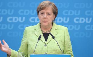 Almanya Başbakanı Merkel'den Sığınmacı Açıklaması: Türkiye Çok Şey Yaptı