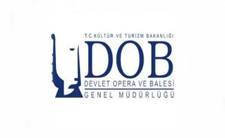 Ankara Devlet Opera ve Balesi Sözleşmeli Personel Alımı Başvurularında Son Gün !