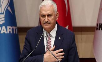Başbakan Binali Yıldırım'dan Edirne Mitinginde Önemli Açıklamalar