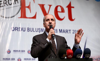 Başbakan Yardımcısı Numan Kurtulmuş'tan Anayasa Değişikliği Referandum Mesajı