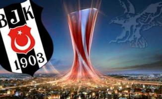 Beşiktaş'ın Çeyrek Finaldeki Rakibi Olimpik Lyon Oldu