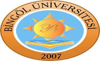 Bingöl Üniversitesi Akademik Personel Alım İlanı