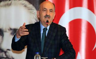 Çalışma Bakanı Müezzinoğlu'ndan Anayasa Değişikliği Referandumu Açıklaması