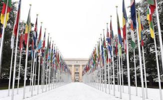 Cenevre 5. Tur Suriye Görüşmeleri Gerçekleşti