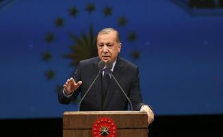 Cumhurbaşkanı Erdoğan'dan 'Cumhurbaşkanının Mesclis'i Fesih Yetkisi' Açıklaması