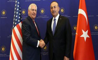 Dışişleri Bakanı Çavuşoğlu ile ABD'li Tillerson Görüşmesinden Çarpıcı Notlar