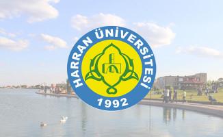Harran Üniversitesi Akademik Personel Alım İlanı