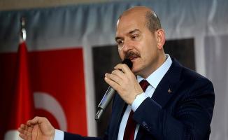 İçişleri Bakanı Soylu'dan Çok Sert Terör Açıklaması