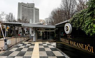 İsviçre'nin Ankara Büyükelçisi Dışişleri Bakanlığına Çağrıldı