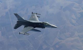 TSK Tarafından Hava Harekatı Gerçekleştirildi: 19 Hedef İmha Edildi
