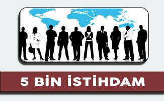 TÜMSİAD'dan 5 Bin İstihdam