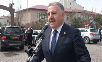 """Ulaştırma, Denizcilik ve Haberleşme Bakanı Ahmet Arslan, """"Yerel Medya Buluşması""""nda Konuşma Yaptı"""