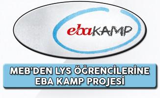 MEB'den LYS Öğrencilerine EBA Kamp!