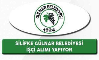 Silifke Gülnar Belediyesi İşkur Aracılığıyla İşçi Alıyor